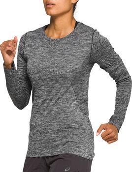 ASICS Race Seamless Shirt de running à manches longues Femmes Noir