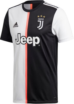 ADIDAS Juventus Turin Home Fussballtrikot Herren Schwarz