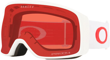 Oakley Flight Tracker XL Skibrille Herren Weiss