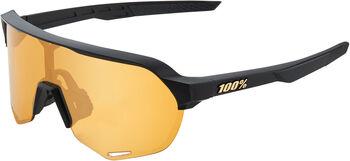 100% S2 Bikebrille Schwarz