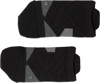 On LOW Laufsocken Damen Schwarz