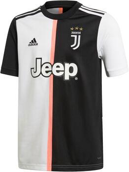 ADIDAS Juventus Turin Home Fussballtrikot Schwarz