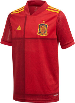 adidas Spain Home Replica maillot de football Garçons Rouge