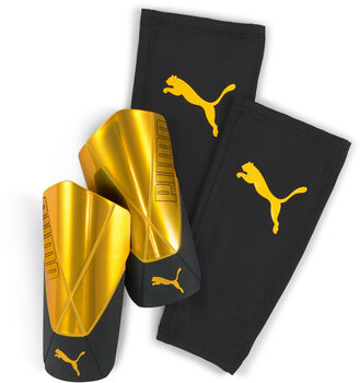 Puma ftblNXT PRO Flex sleeve Schienbeinschoner Gelb