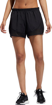 adidas Marathon 20 Speed Short running Femmes Noir