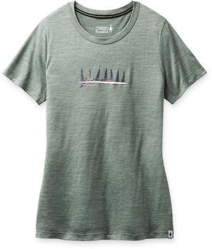 Smartwool Merino Sport 150 T-Shirt Damen Grün