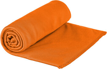 Sea to Summit Pocket Towel Reisehandtuch Orange
