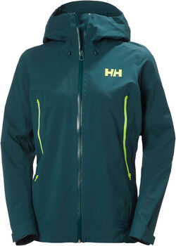 Helly Hansen Verglas Infinity Shell-Jacke Damen Grün