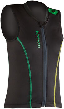 Body Glove Lite Pro Youth Rückenprotektor Schwarz