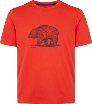 McKINLEY Zorra T-Shirt Jungs Rot