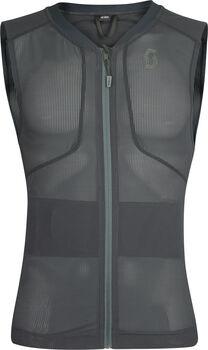 SCOTT AirFlex M's Light Vest Rückenpanzer Herren Schwarz