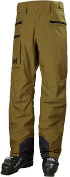 Helly Hansen Garibaldi 2.0 pantalon de ski Hommes Vert