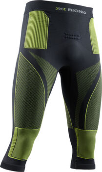 X-BIONIC® Energy Accumulator 4.0 pantalon fonctionnel 3/4 Hommes Noir