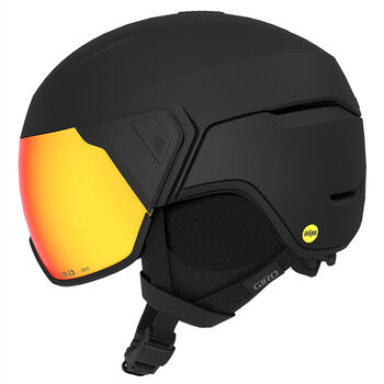 Giro Orbit Spherical MIPS VIVID Skihelm Herren Schwarz