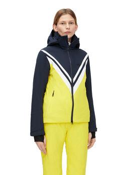 J.Lindeberg Shannon veste de ski Femmes Jaune