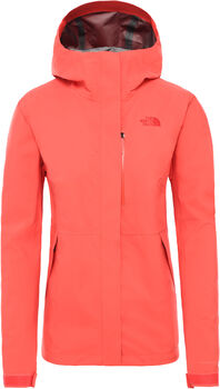 The North Face DRYZZLE Regenjacke Damen Rot