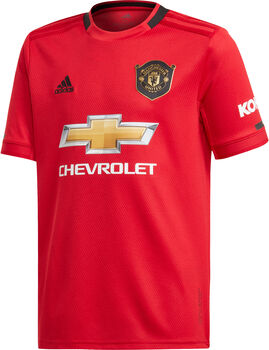 ADIDAS Manchester United Home Fussballtrikot Rot
