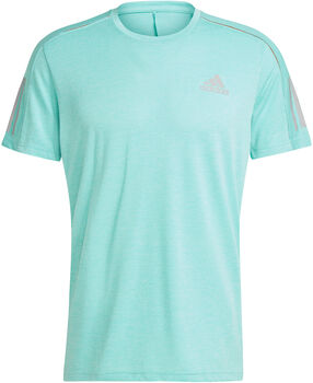 adidas OWN THE RUN chemise the course Hommes Vert