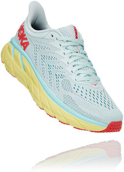 Hoka One One Clifton 7 Glide Chaussure de running Femmes Turquoise