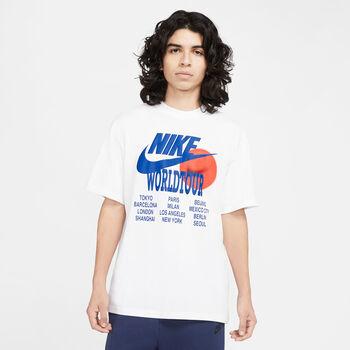 Nike Sportswear t-shirt Hommes Blanc