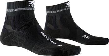 X-Socks MARATHON Chaussettes de running Femmes Noir