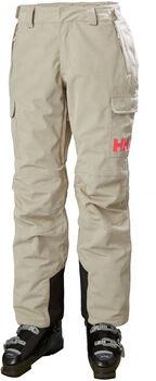 Helly Hansen Switch Cargo pantalon de ski Femmes Beige