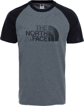 The North Face Easy T-Shirt Herren Grau