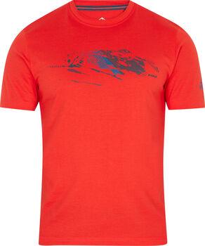 McKINLEY Kimo T-Shirt Herren Rot