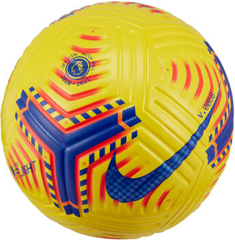 Nike Premier League Flight Ballon de foot Jaune