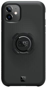 Quad Lock iPhone 11 Hülle Schwarz