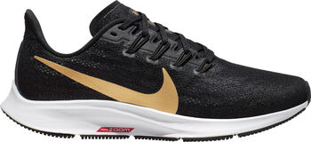Nike Air Zoom PEGASUS 36 Laufschuh Damen Schwarz