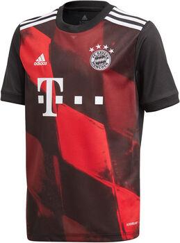 adidas FC Bayern München 20/21 3R Fussballtrikot Schwarz