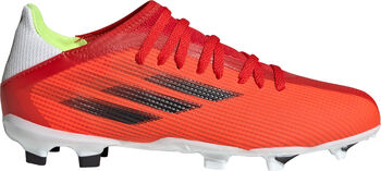 adidas X Speedflow.3 FG chaussure de football Rouge