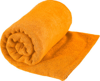 Sea to Summit Tek Serviette de bain Orange
