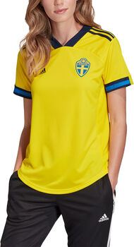 adidas Schweden Heimtrikot Damen Gelb