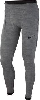 Nike PRO Tights Herren Grau