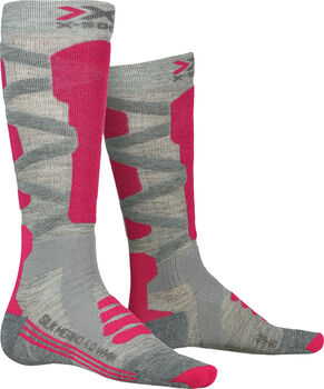 X-Socks SKI SILK MERINO 4.0 Skisocken Damen Pink