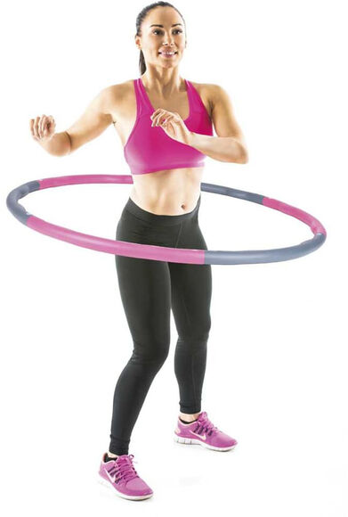 Joined Hula-Hoop Ring