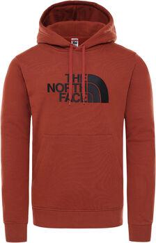 The North Face DREW PEAK sweat-shirt à capuche Hommes Orange