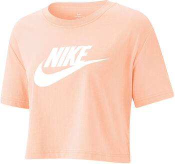 Nike Sportswear Essential T-Shirt Femmes Rose