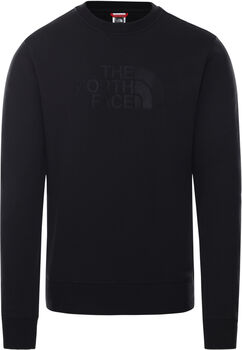 The North Face DREW PEAK CREW pull  Hommes Noir