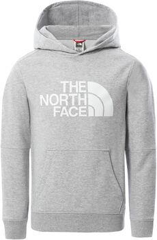 The North Face Drew Peak Light Hoody Grau