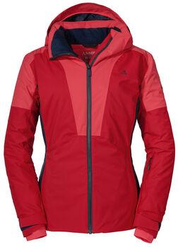 SCHÖFFEL Gargellen 2 Lagen Skijacke Damen Rot