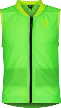 SCOTT AirFlex Jr Protection dorsale Vert