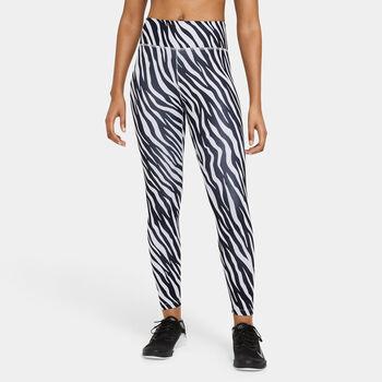 Nike One 7/8 AOP tight Femmes Violet