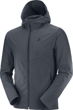 Salomon Outline Isolationsjacke Herren Schwarz