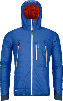 ORTOVOX SWISSWOOL PIZ BOÈ Veste de ski Hommes Bleu