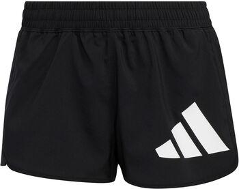adidas Pacer Badge short d'entraînement Femmes Noir