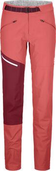 ORTOVOX BRENTA pantalon de randonnée Femmes Rouge