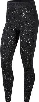 Nike PRO Warm Fitness Tights Damen Schwarz